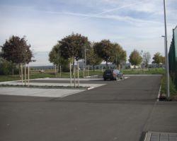 Parkplatzanlagen