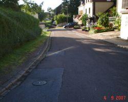 Strassenbauplanung